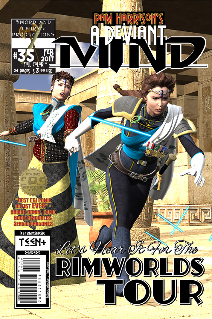 DeviantMind35Cover